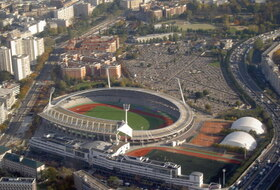 Porte d'Italie - Charléty Stadium car park in Paris: prices and subscriptions - Stadium car park | Onepark