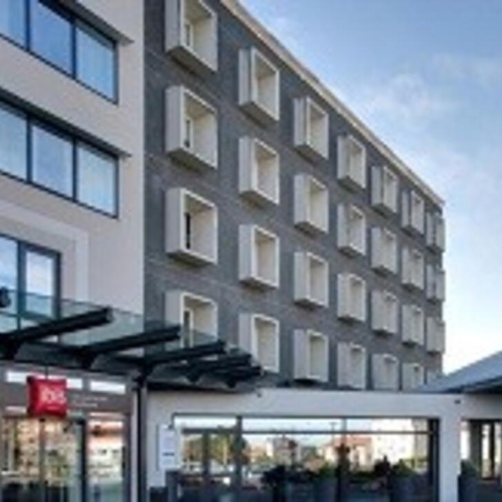 Parking Hôtel IBIS CLERMONT-FERRAND MONTFERRAND (Couvert) Clermont-Ferrand