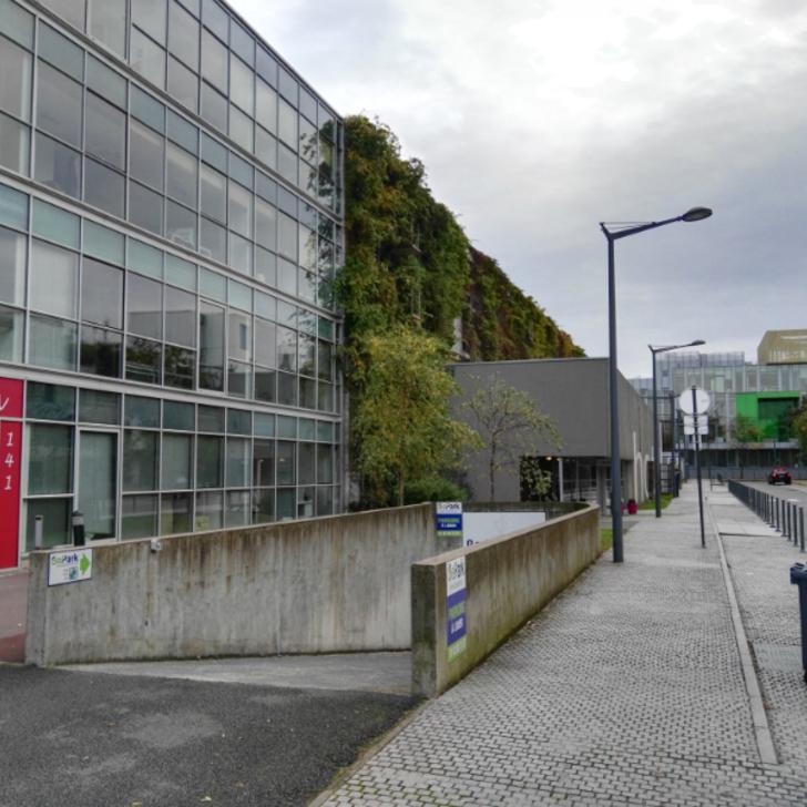 Öffentliches Parkhaus BEPARK LILLE GRAND PALAIS (Überdacht) Parkhaus Lille