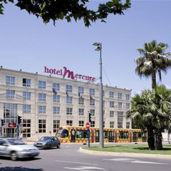 Parking Hotel MERCURE MONTPELLIER CENTRE ANTIGONE (Cubierto) Montpellier