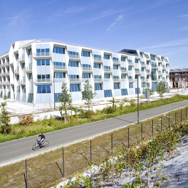 Öffentliches Parkhaus PARCOGEST LA TOSSÉE (Überdacht) Tourcoing
