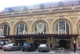 Parkeerplaats Station Troyes in Troyes : tarieven en abonnementen - Parkeren bij het station | Onepark