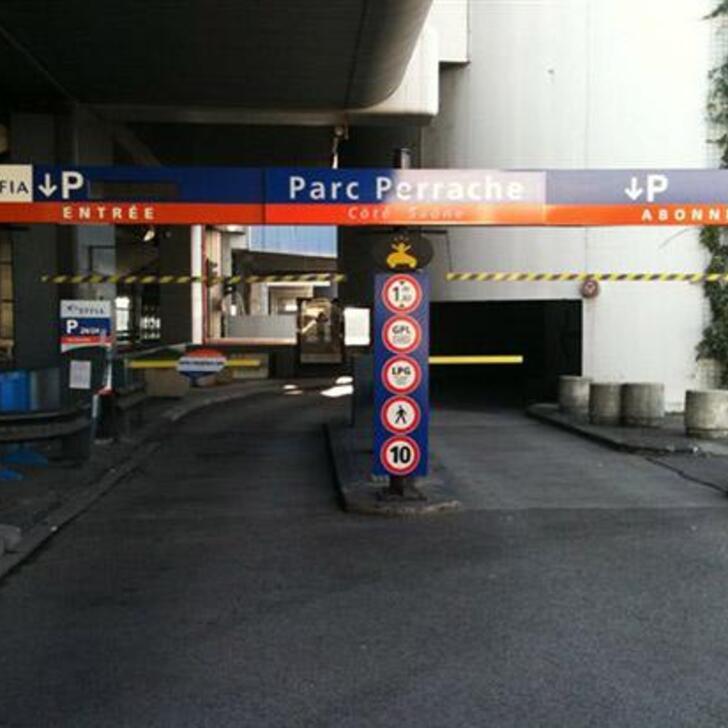 EFFIA GARE DE LYON PERRACHE - CENTRE D'ÉCHANGE Official Car Park (External) LYON