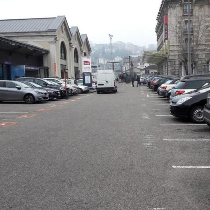 Parking Public EFFIA PARC PERRACHE (Extérieur) Lyon