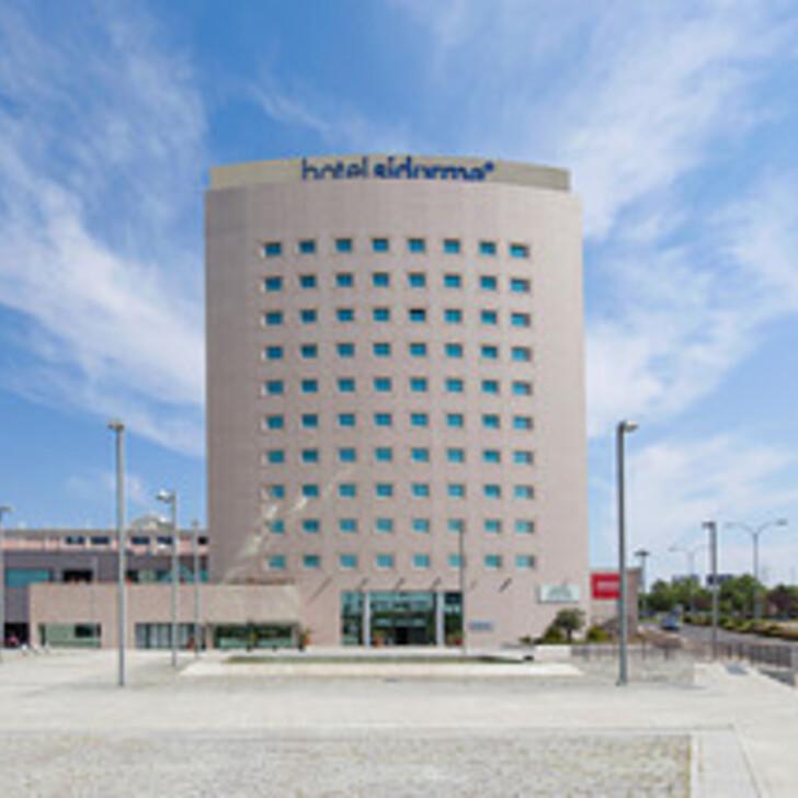 Hotel Parkhaus B&B HOTEL MADRID AEROPUERTO T4 (Überdacht) San Sebastián de los Reyes