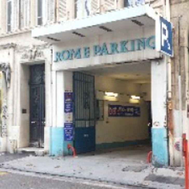 ROME GARAGE Openbare Parking (Overdekt) Marseille