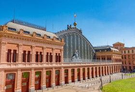 Parking Estación de Atocha en Madrid : precios y ofertas - Parking de estación | Onepark