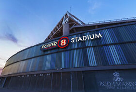 Parking Estadio RCDE Cornellà-El Prat en Barcelona : precios y ofertas - Parking de estadio   Onepark