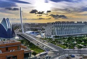 Parking Ciudad de las Artes y las Ciencias en Valencia : precios y ofertas - Parking de sala de eventos | Onepark