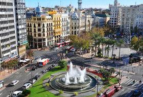 Parking Valencia centro en Valencia : precios y ofertas - Parking de centro-ciudad | Onepark