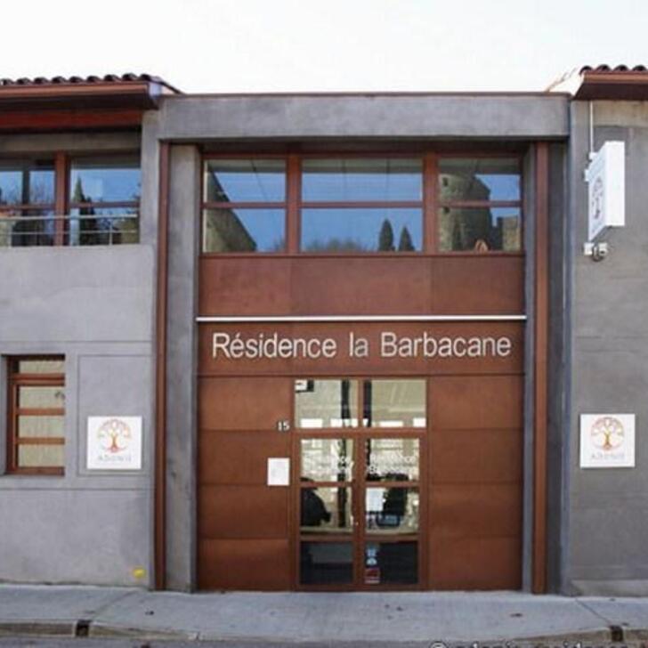 Parking Hotel ADONIS CARCASSONNE - RÉSIDENCE LA BARBACANE (Cubierto) Carcassonne