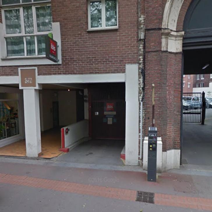 IBIS LILLE ROUBAIX CENTRE Hotel Parking (Overdekt) Parkeergarage Roubaix