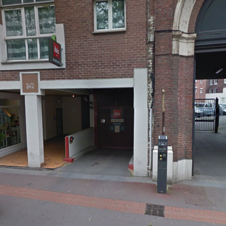 Parcheggio Hotel IBIS LILLE ROUBAIX CENTRE (Coperto) Roubaix