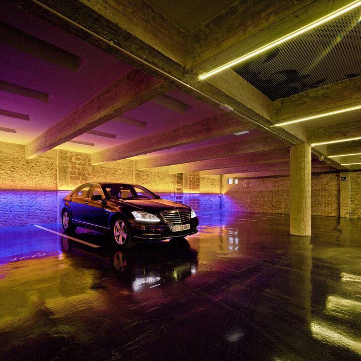NÚÑEZ DE BALBOA 52 Openbare Parking (Overdekt) Parkeergarage Madrid