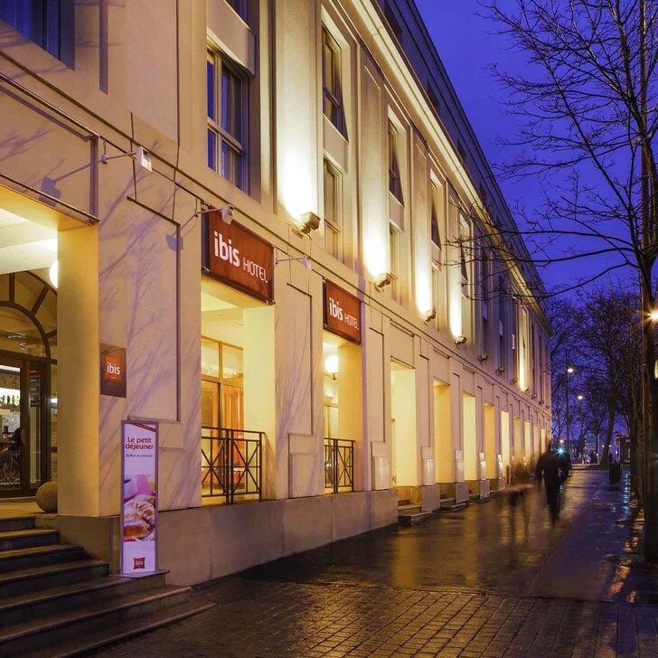 IBIS VERSAILLES CHÂTEAU Hotel Parking (Overdekt) Parkeergarage Versailles
