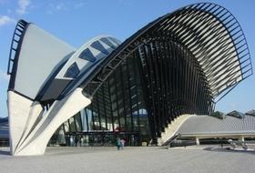 Parkhaus Lyon Saint Exupéry Flughafen : Preise und Angebote - Parken am Flughafen | Onepark