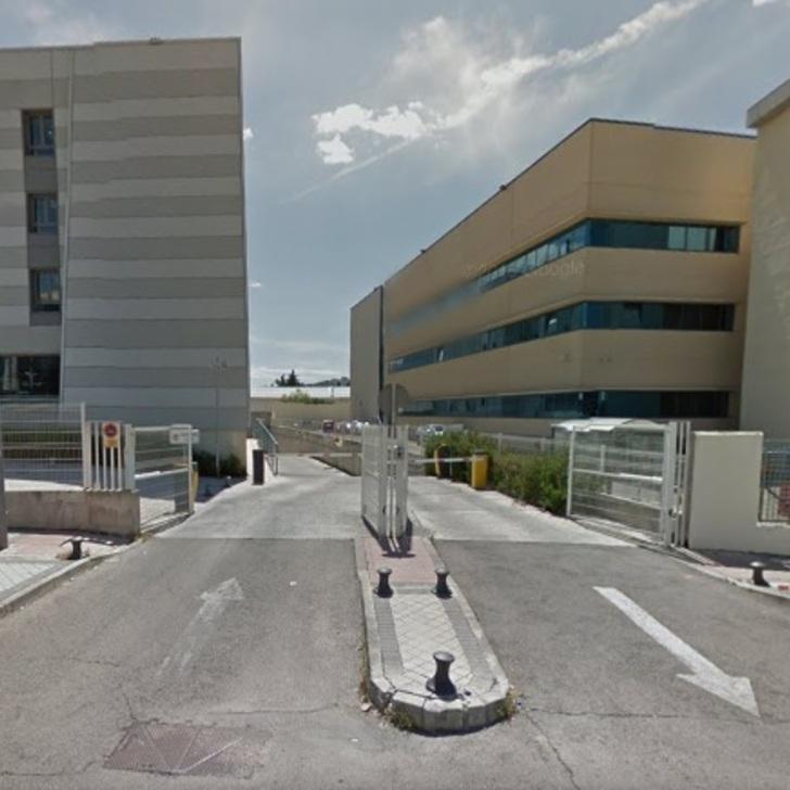 Hotel Parkhaus IBIS MADRID ALCOBENDAS (Überdacht) Parkhaus Alcobendas