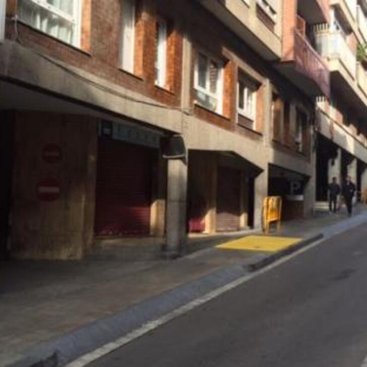 Öffentliches Parkhaus PROMOPARC PUTXET BERTRAN (Überdacht) Barcelona