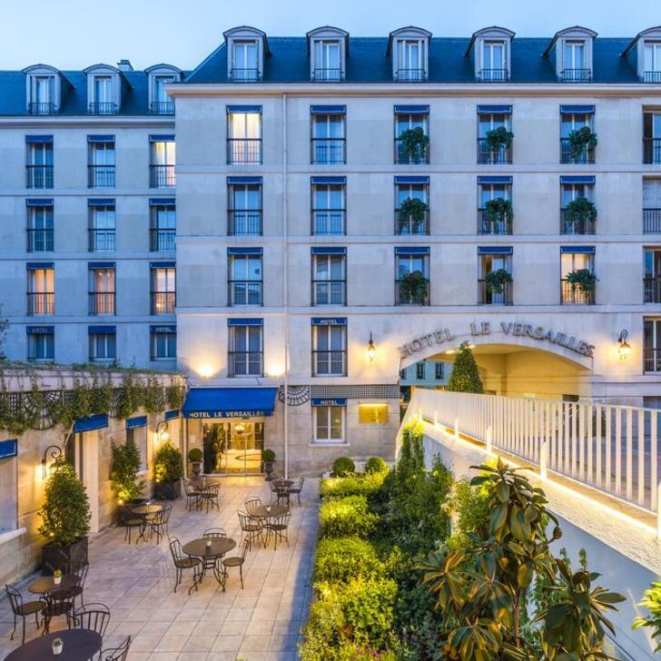 Parcheggio Hotel LE VERSAILLES (Coperto) parcheggio Versailles