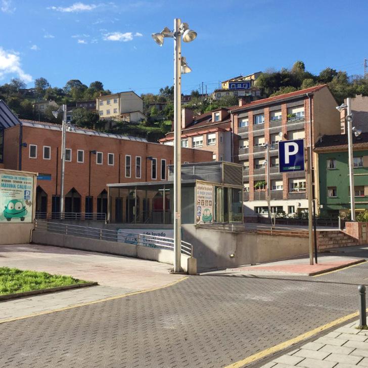 Öffentliches Parkhaus PROMOPARC PLAZA ZUCO (Überdacht) Parkhaus Langreo