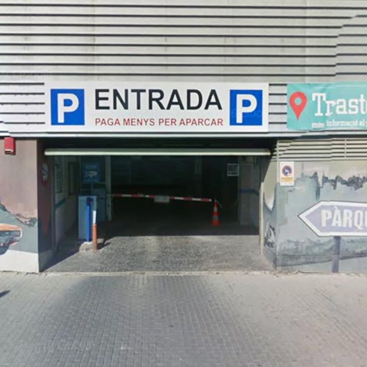 Öffentliches Parkhaus PROMOPARC AUDITORI LLEIDA (Überdacht) Lleida