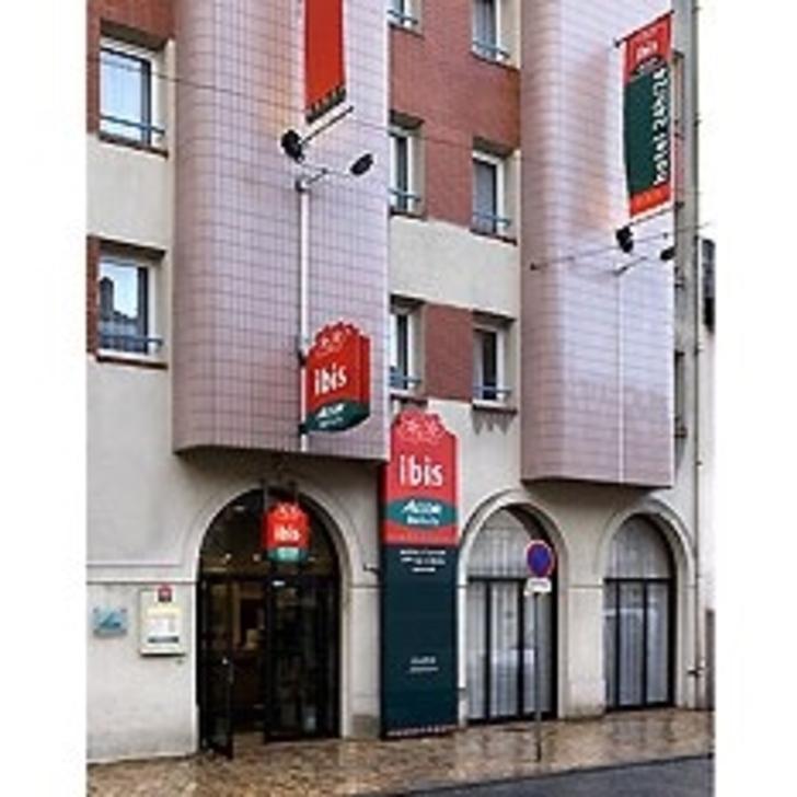 Parking Hôtel IBIS AGEN CENTRE (Couvert) Agen
