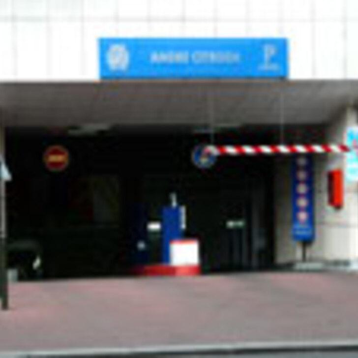 LEVAPARC ANDRÉ CITROËN Openbare Parking (Overdekt) Parkeergarage Levallois