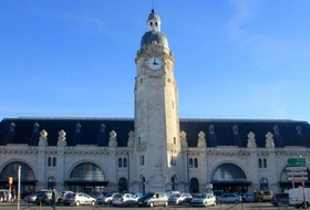 Station La Rochelle car park: prices and subscriptions - Station car park | Onepark