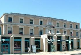 Parking Estación de Angouleme : precios y ofertas - Parking de estación   Onepark