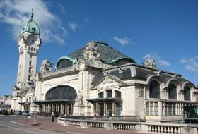 Estacionamento Estação Limoges-Benedictines: Preços e Ofertas  - Estacionamento estações | Onepark