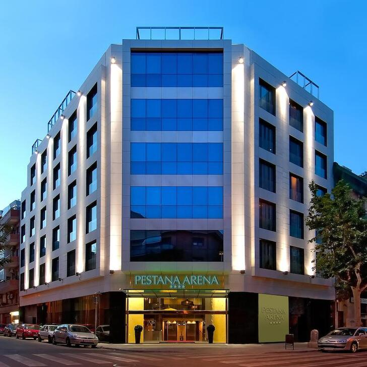 Parcheggio Hotel PESTANA ARENA BARCELONA (Coperto) Barcelona