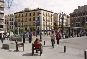 Parkeerplaats Wijk van Salamanca : tarieven en abonnementen - Parkeren in de stad | Onepark