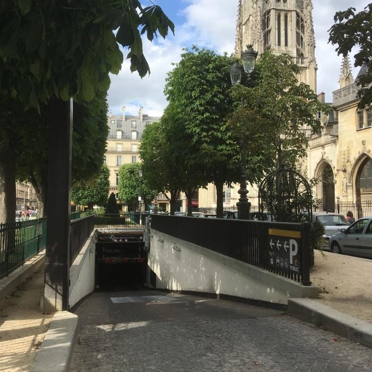 AUTOCITÉ LOUVRE SAMARITAINE Openbare Parking (Overdekt) Paris