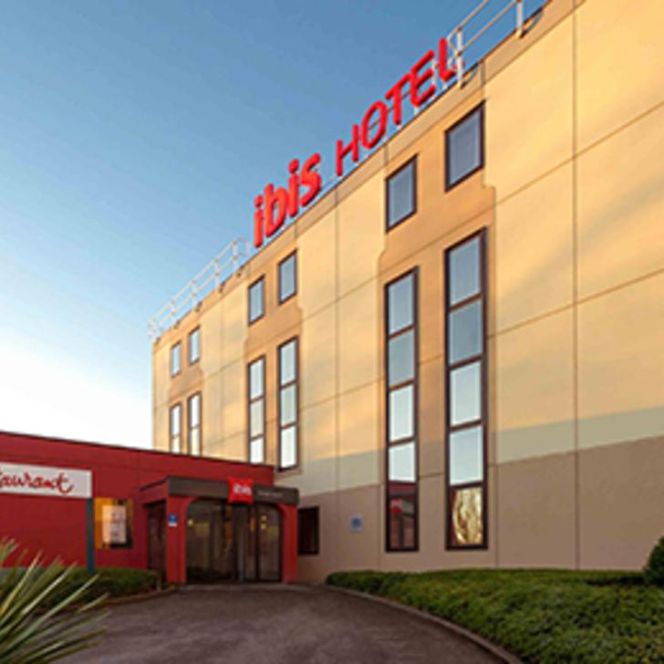 Hotel Parkhaus IBIS BRUSSELS AIRPORT (Extern) Diegem