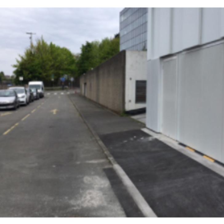 Parking Público BEPARK CAULIER - EURALILLE VINAIGRERIE (Cubierto) Lille