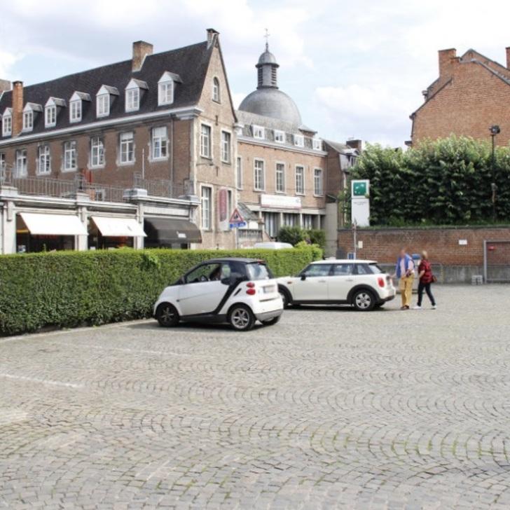 BEPARK NAMUR CENTRE Openbare Parking (Overdekt) Parkeergarage Namur