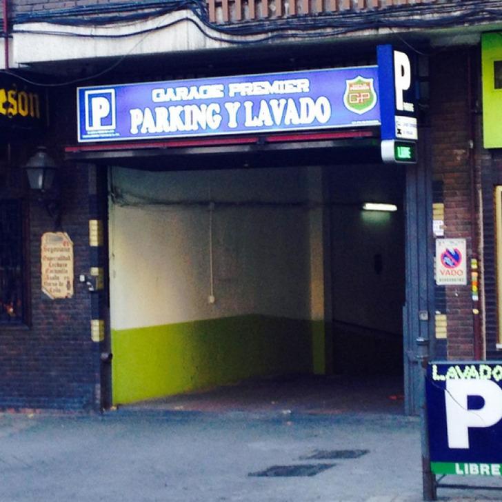 GARAJE PREMIER ATOCHA Openbare Parking (Overdekt) Parkeergarage Madrid