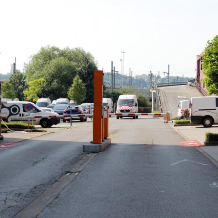 BEPARK GARE DU MIDI - DEUX GARES Public Car Park (External) car park Anderlecht