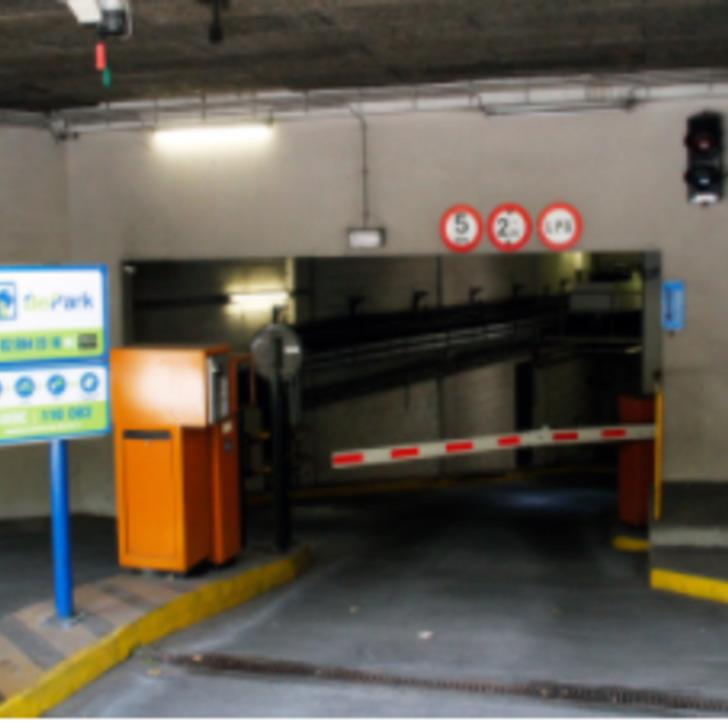 BEPARK MADOU - BLD BISCHOFFSHEIM Openbare Parking (Overdekt) Parkeergarage Bruxelles