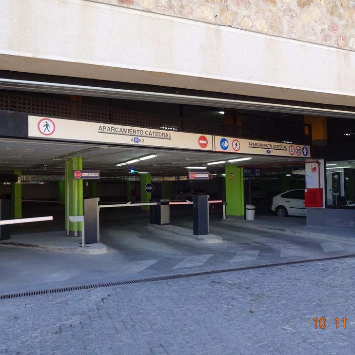 Parcheggio Pubblico APK2 CATEDRAL - OBLATAS (Coperto) parcheggio Segovia