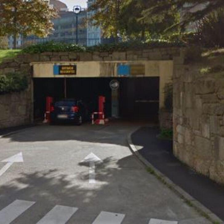 Öffentliches Parkhaus APK2 PARQUE EUROPA (Überdacht) Parkhaus A Coruña