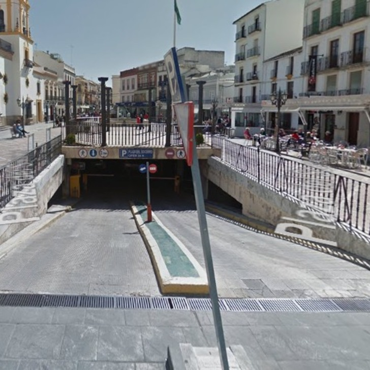 Parking Public APK2 PLAZA DEL SOCORRO (Couvert) Ronda