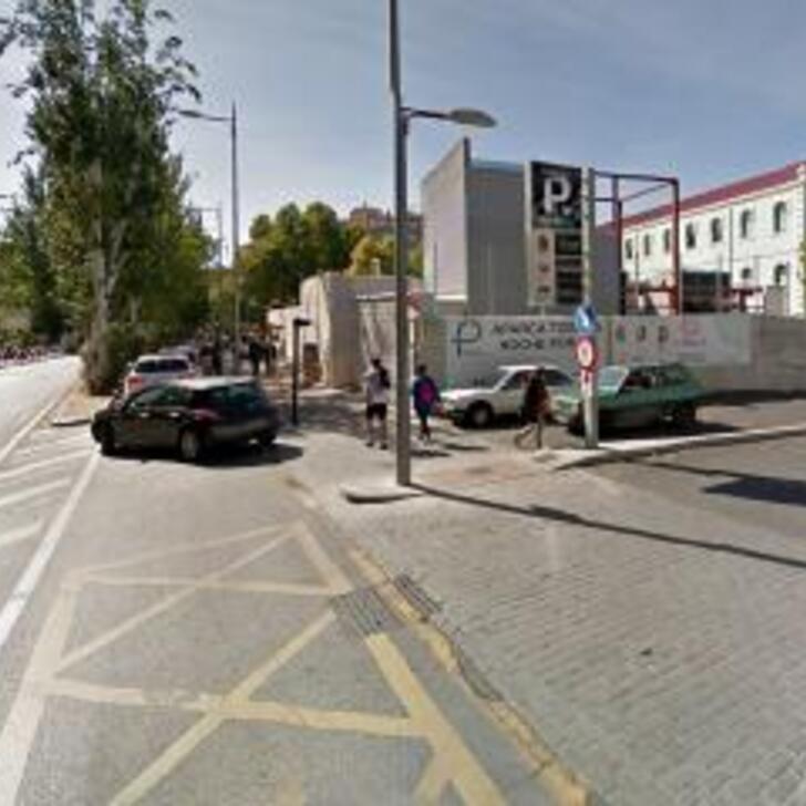 Parking Public APK2 MONDRAGONES (Couvert) Granada