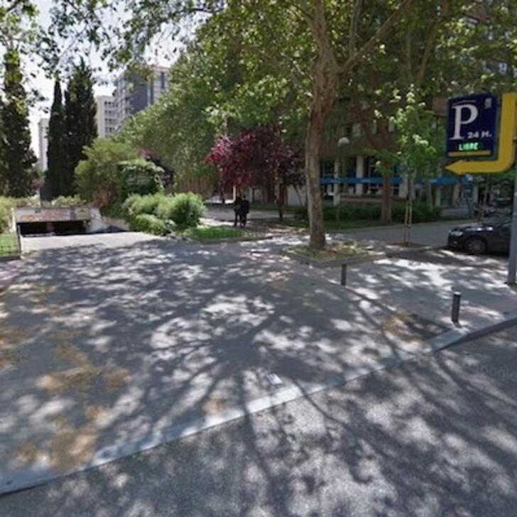 Parcheggio Pubblico APK2 AVENIDA DE BRASIL (Coperto) Madrid