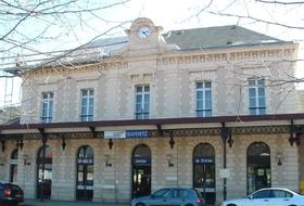 Parcheggio Stazione di Biarritz: prezzi e abbonamenti - Parcheggio di stazione | Onepark