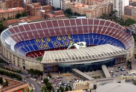 Estadios y Eventos en Barcelona car park: prices and subscriptions - Neighborhood car park | Onepark