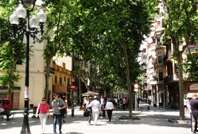 Parking District de San Martin à Barcelone : tarifs et abonnements - Parking de quartier | Onepark