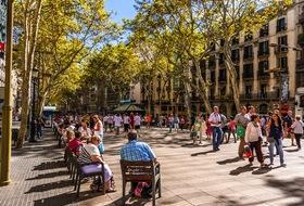 Parking Ramblas en Barcelona : precios y ofertas - Parking de lugar turístico | Onepark