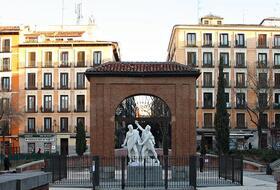 Parking Barrio de Malasaña en Madrid : precios y ofertas - Parking de lugar turístico | Onepark