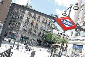 Parking Barrio de Lavapiés  en Madrid : precios y ofertas - Parking de barrio | Onepark